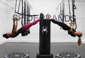 spiderband Workout