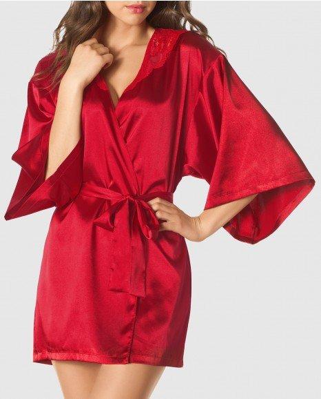 Red Kimono La Senza