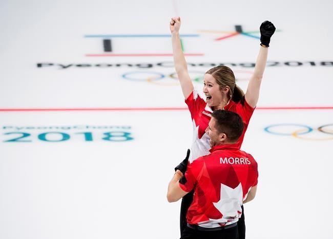 Curling Canada pyeongchang