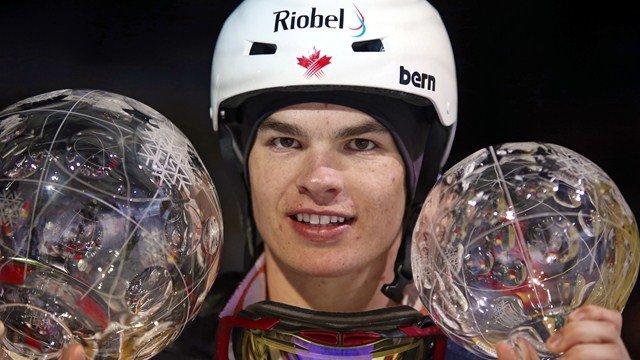 Mikael Kingsbury Pyeongchang Olympics