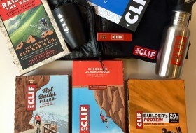CLIF winter prize pack