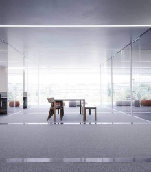 Apple Employees Keep Walking Into Headquarters' Glass Walls