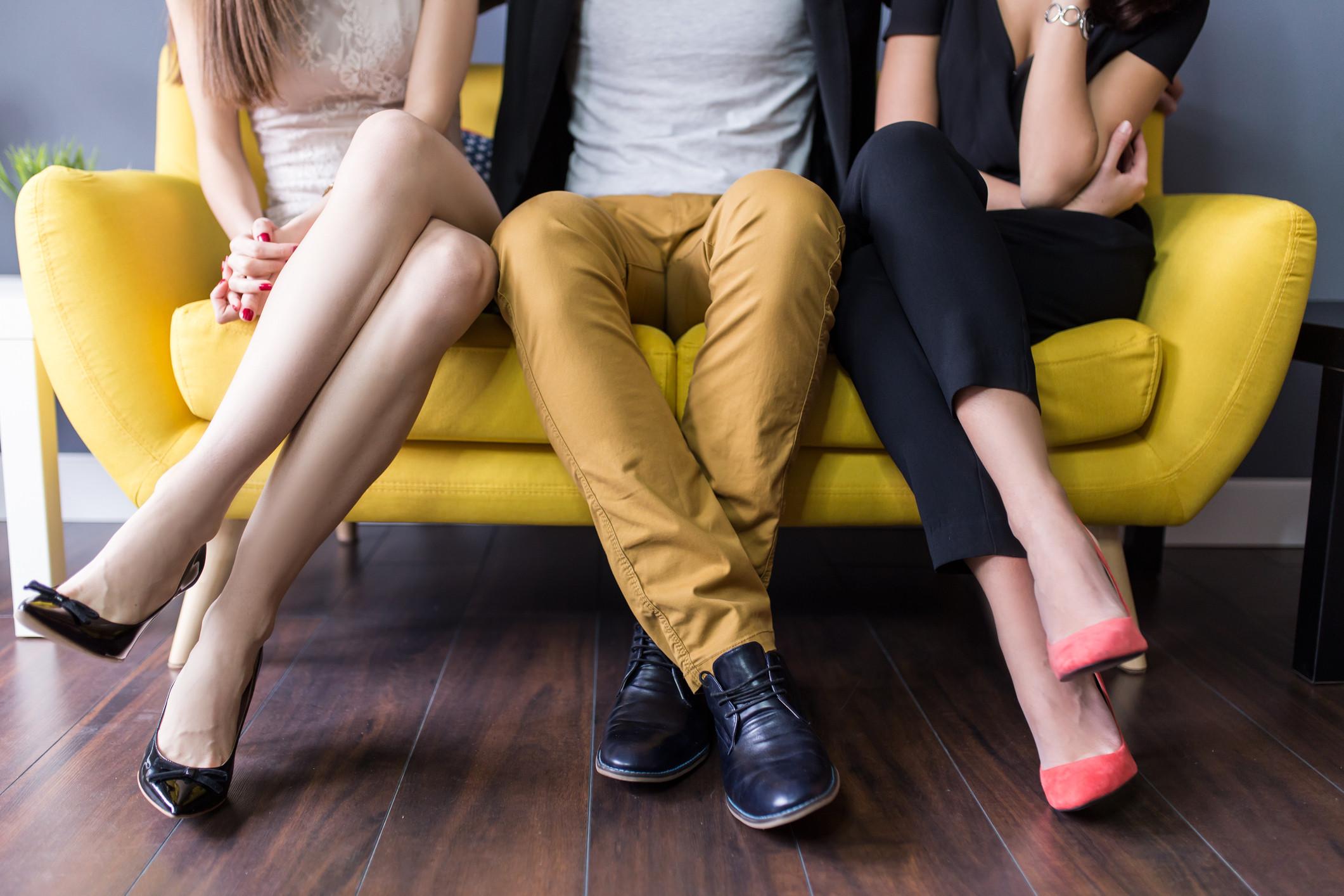 love triangle, attractiveness boost