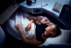 Air Canada Flat Seat
