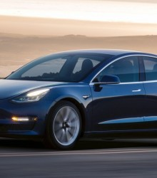 Tesla To Boost Production Of Model 3 Cars
