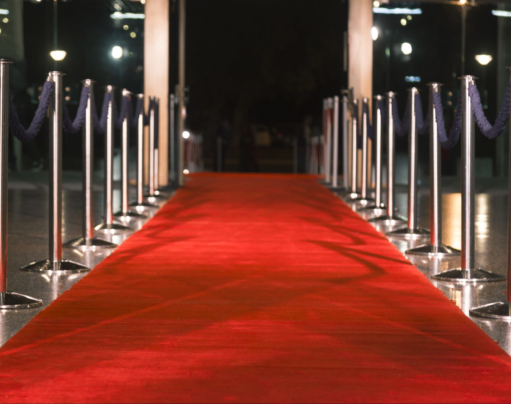 Red Carpet Upper Class