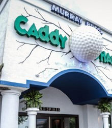 Eat, Drink, And Be Murray At 'Caddyshack' Restaurant