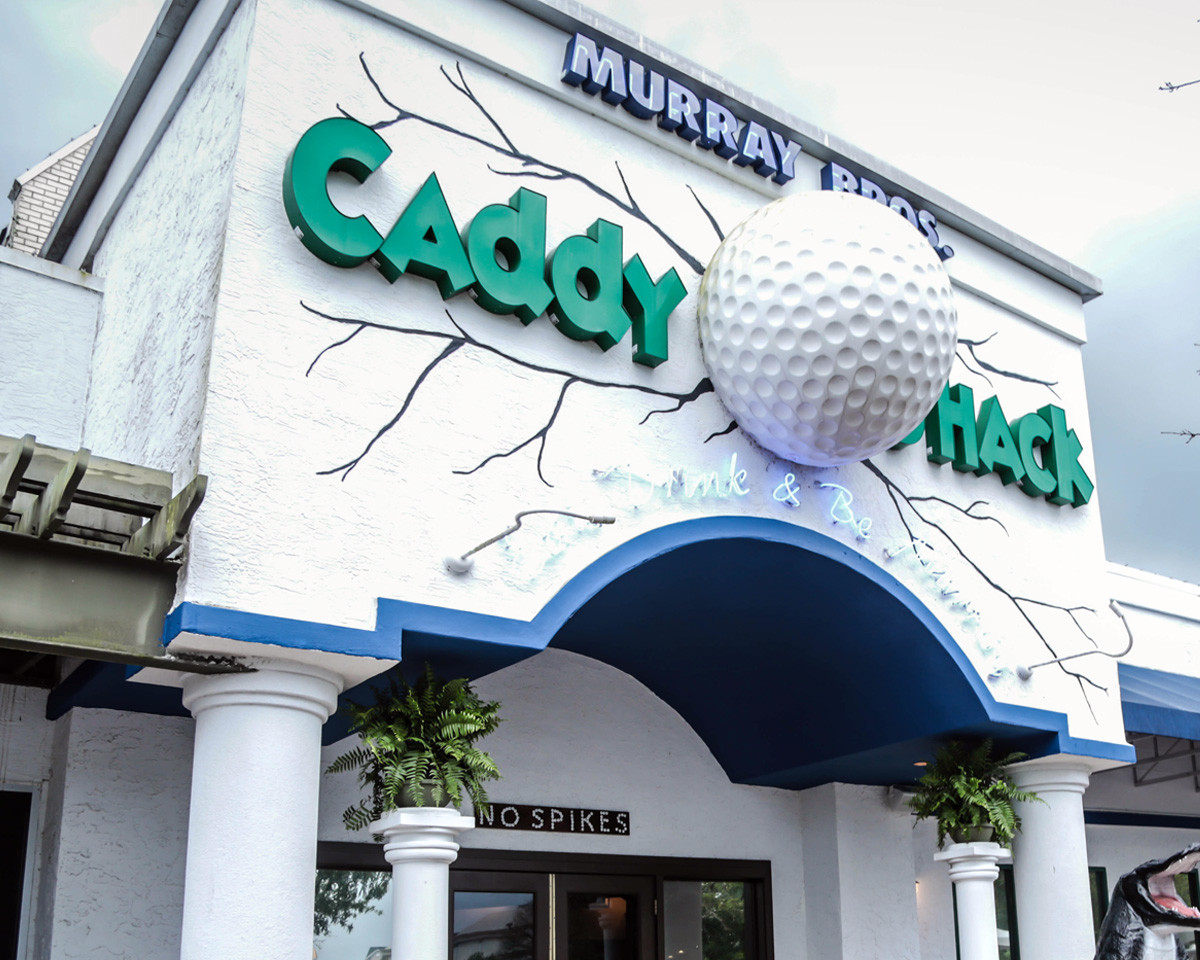 Caddy Shack Restaurant