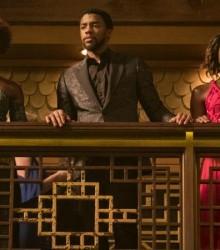 Saudi Arabia Ends 35-Year Cinema Ban With Co-Ed 'Black Panther' Screening