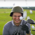 YouTuber Mike Dojc Shows Golf is a Gas