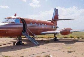 Elvis 1962 Jet