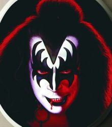 For The Dad Who Has Everything: KISS Toilet Seats