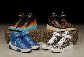 Def Leppard Sneakers