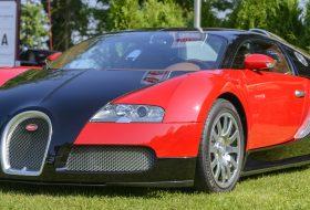 Bugatti Oil Change