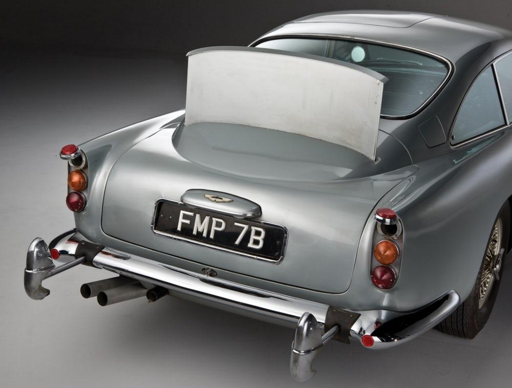 Aston Martin Replica