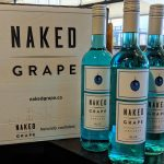 Blue Wine Invades Southern France And Canada