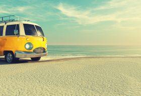 Volkswagen desert