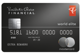 PC Financial Credit Card