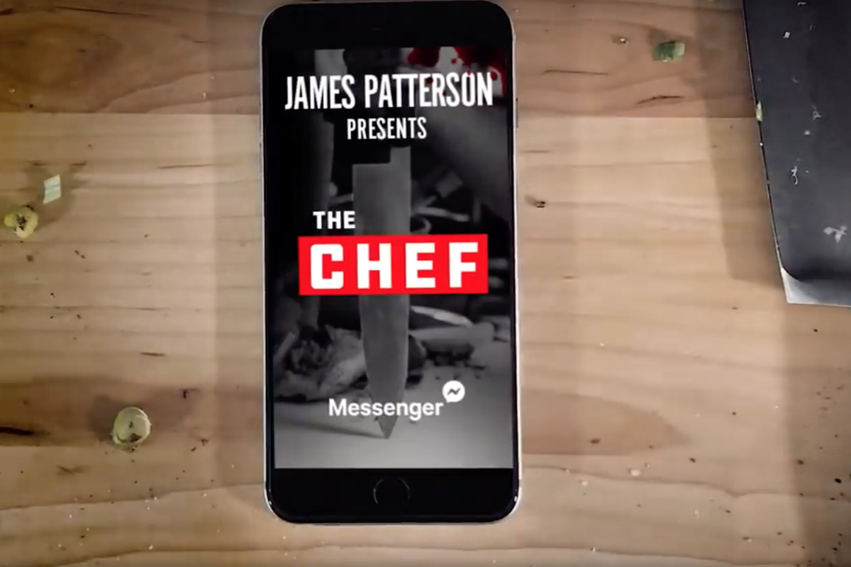 E-book the chef