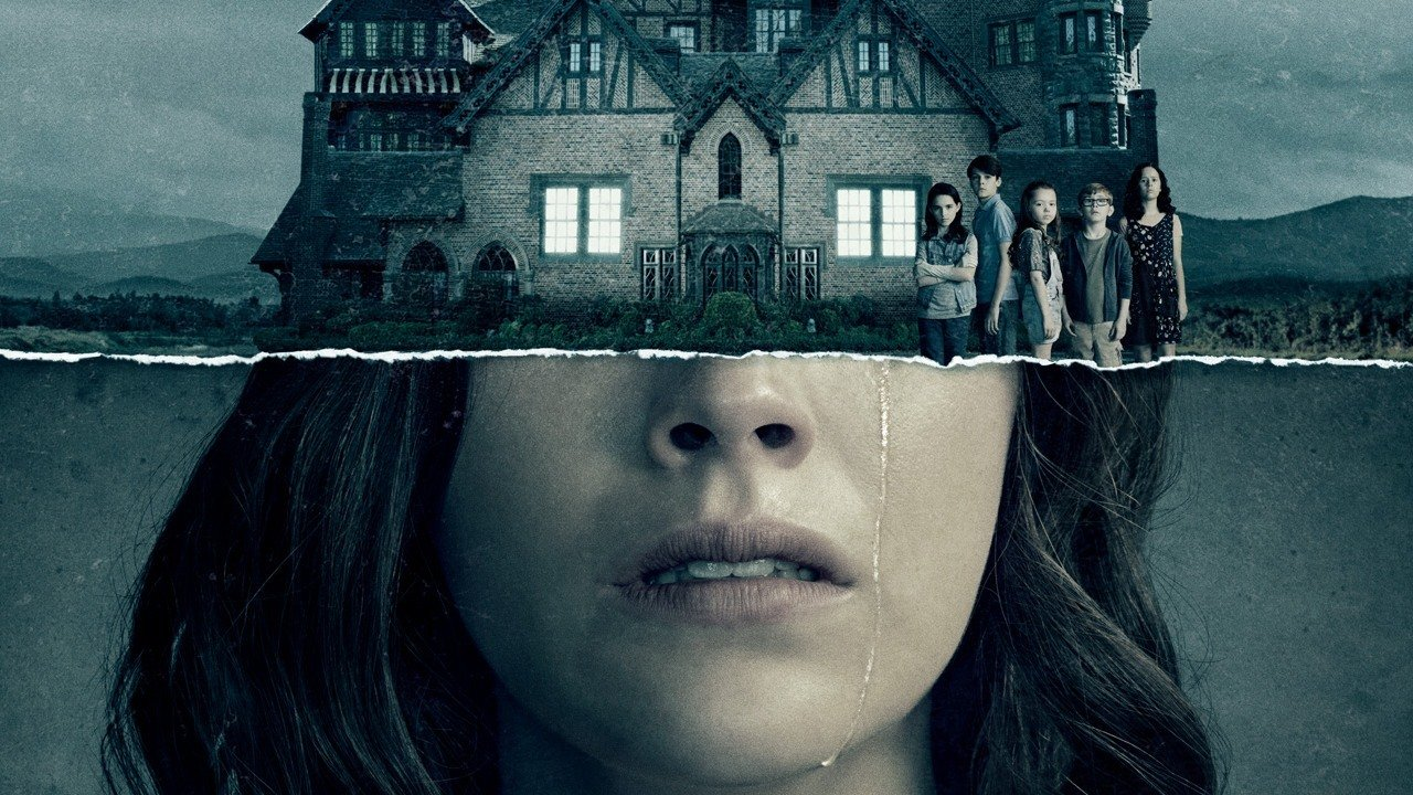 Netflix Haunting Hill Of House image