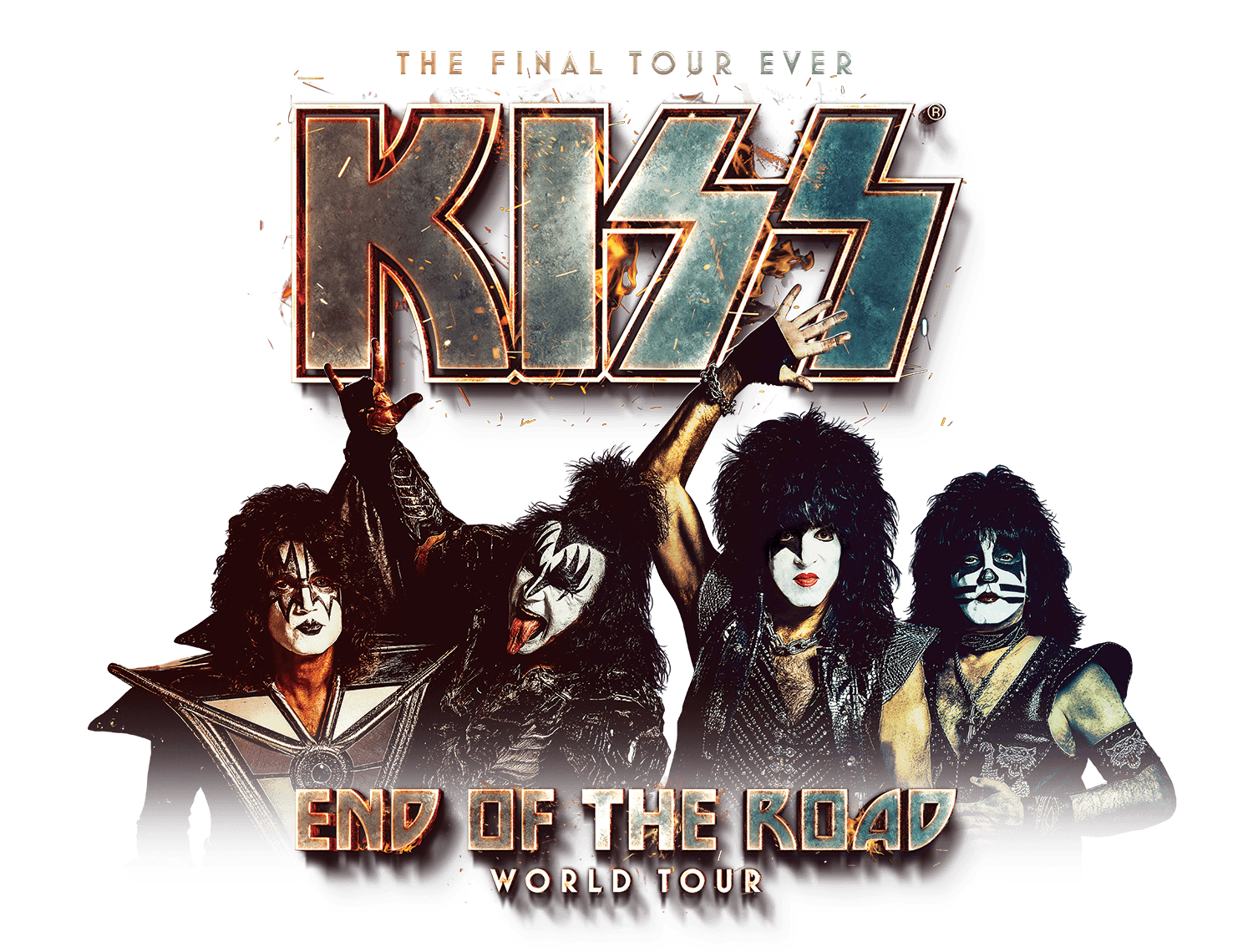 Kiss Farewell Tour To Kick Off In Vancouver Pursuit