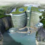 This Underground Hotel Was Built Inside An Abandoned Quarry