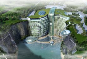 Shimao Wonderland InterContinental in China.