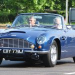 Prince Charles' Wine-Powered Aston Martin 'Smells Delicious'