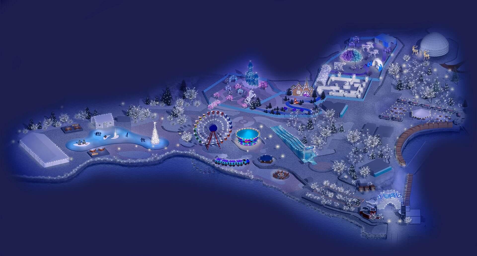 Aurora Winter Festival