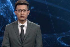 AI TV Anchor
