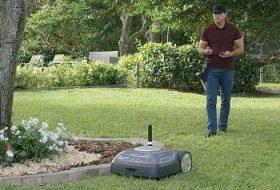 Terra robot lawnmower