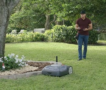 Terra robot lawnmower