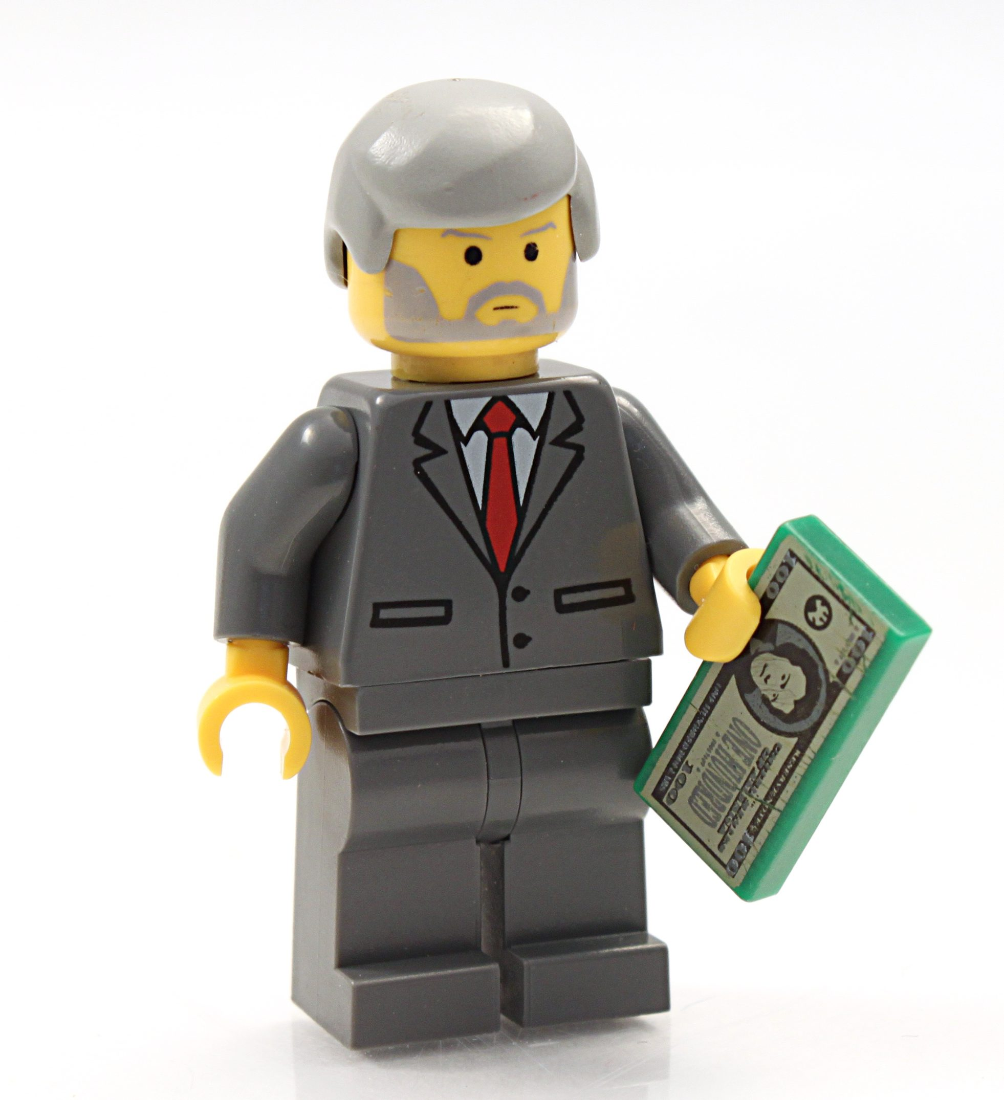 Lego Money Man