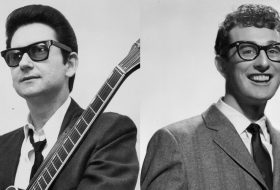 Roy Orbison Buddy Holly