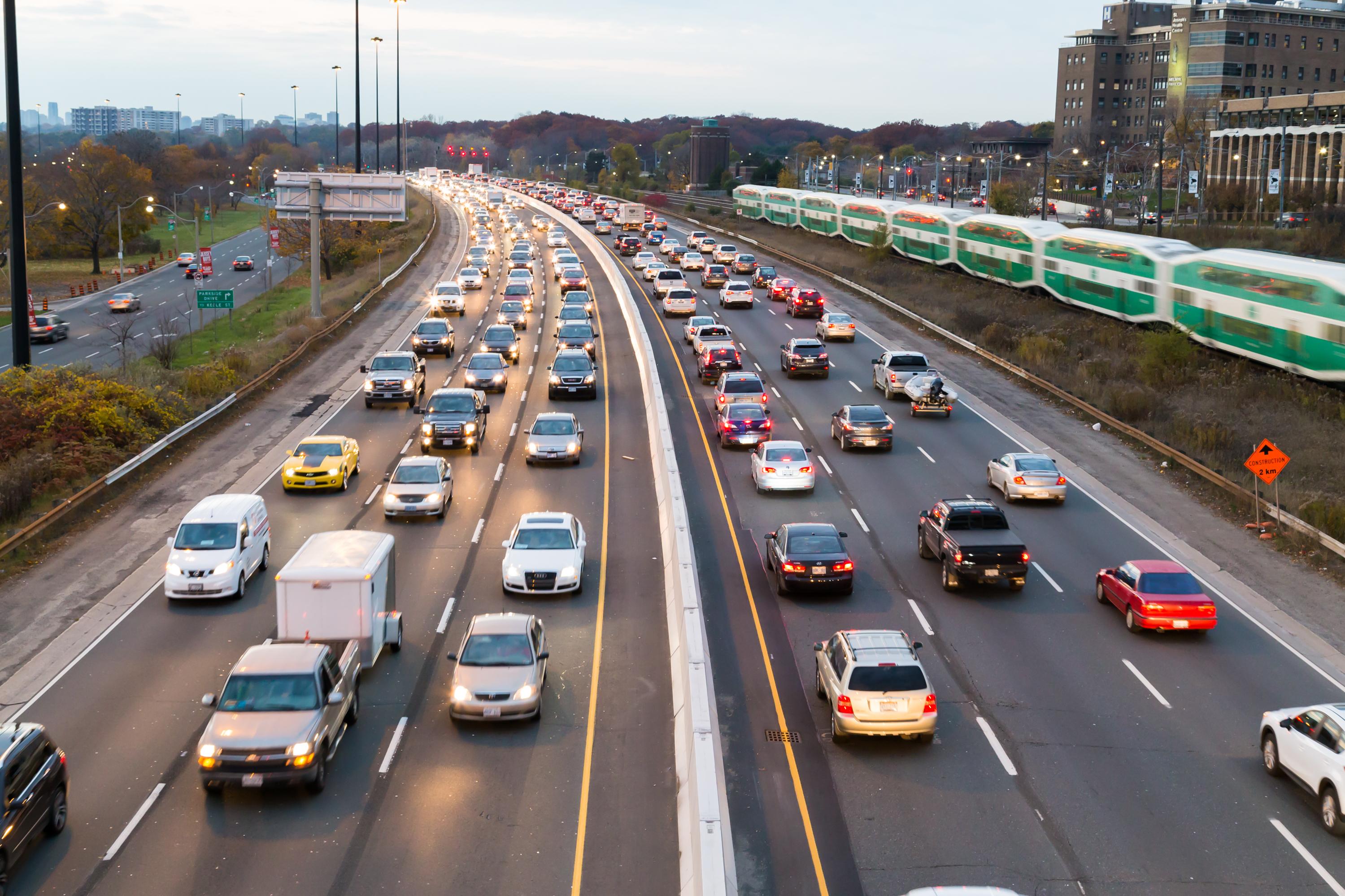 Toronto Commute