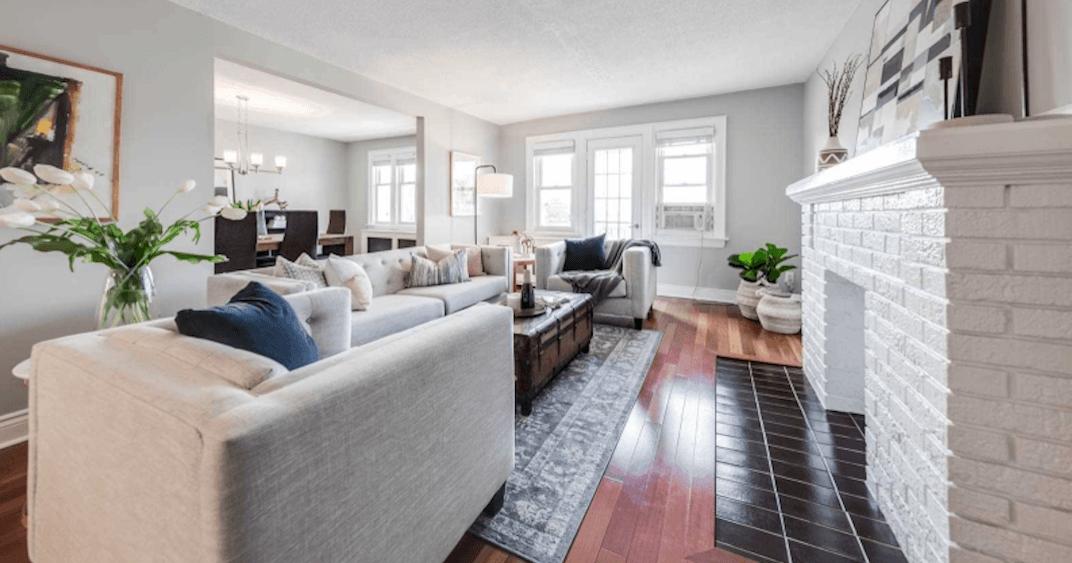 Hemingway apartment