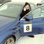 Mercedes-Benz Ramps It Up in Gimli